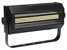 STROBOSCOPE PROJECTEUR 132 LED DMX 3 CANAUX 3 MODES ECLAIRAGE LUMIERE SCENE SONO