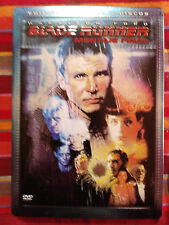BLADE RUNNER MONTAJE FINAL 2 X DVD STEELBOOK HARRISON FORD ESPAÑOL ENGLISH