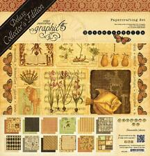 Graphic 45 BOTANICABELLA Deluxe Collector's Edition 12X12 Kit NEW!
