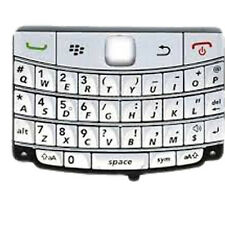 For Blackberry Bold 9700 9780 Qwerty Keypad Keyboard Buttons Repair Part White