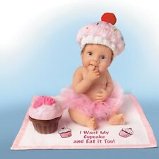 I Want My Cupcake Doll - Ashton Drake Hats off to you Baby - Sherry Rawn