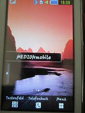 Samsung GT S 5230 OVP weiß Simfrei Zub.Paket Heft GB+D super o.k gebr. Art.110