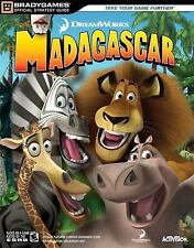 Madagascar Official Strategy Guide (Official Strategy Guides (Bradygames))