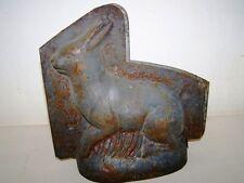 décoratif antique Moule de coulée pour Lapin Corps creux Moule pour chocolat