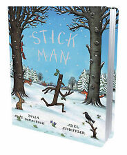 Stick Man by Julia Donaldson Board Book BRAND NEW BESTSELLER