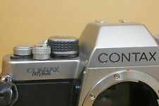 CONTAX S2 60years model// 35mm Manual Film SLR