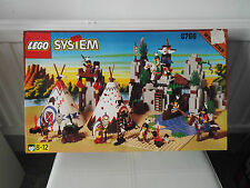 Lego System #6766 Native American Village New UNused open box