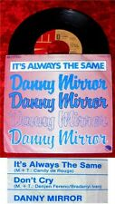 Single Danny Mirror Its always the same