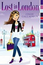 Mix: Lost in London by Cindy Callaghan (2013, Paperback)