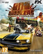 Gas Guzzlers: Combat Carnage (Pc, 2013) Extreme Combat Racing Game NEW