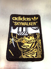 ..::: STAR WARS / Adidas Gold #7 Skywalker Embroided Patch NEW!