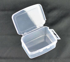 6 Clear Beads Display Storage Container 73x55x29mm