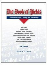 The Book of Yields, 5th Edition, Lynch, Francis T., 1892735067, Book, Acceptable