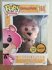 New Snagglepuss Limited Edition Chase Glow In The Dark Funko Pop Hanna Barbera