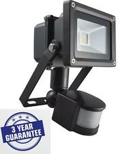 10W Classic Security PIR Option LED Floodlight IP65 Outdoor Garden Lamp
