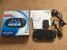 Sony PS Playstation Vita OLED Console Wifi 3G Ver 3.60 BOXED (PCH-1103) #35
