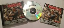 PAL PS1 PLAYSTATION 1 PSone GAME RESIDENT EVIL 1 /I +BOX & INSTRUCTIONS COMPLETE