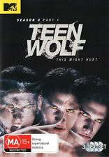 TEEN WOLF - SEASON 3 PART 1  - DVD - UK Compatible - New & sealed