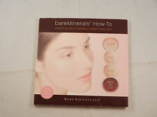 """BAREMINERALS CD-ROM """"NEW"""" HOW TO"""