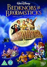 Bedknobs And Broomsticks Angela Lansbury Brand New DVD 8717418213411