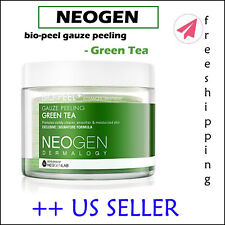 NEOGEN Dermalogy BIO - Peel Gauze Peeling Green Tea 30 Pads *NEW - US SELLER