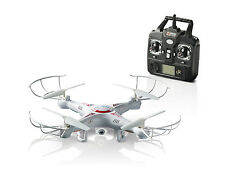 X5C 2.4G 4CH RC Explorers Quadcopter 6 Axis Heli Drone with HD Camera RTF