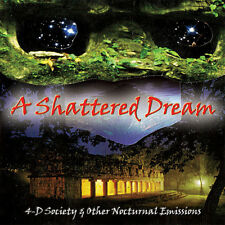 A Shattered Dream-4-D Society Sanctuary, Exciter, Agent Steel, Toxik,Speed Metal