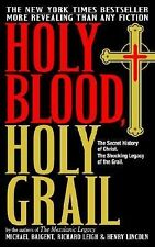 Holy Blood, Holy Grail by Richard Leigh, Michael Baigent and Henry Lincoln, 2004