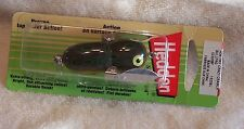 HEDDON TINY CRAZY CRAWLER LURE  04/01/16MD  BULL FROG