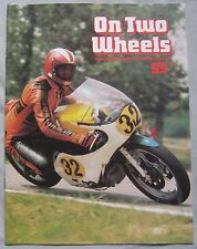 On Two Wheels magazine The inside story of Motor Cycling Issue 95