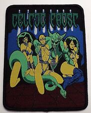 Celtic Frost Emperor's Return WOVEN  PATCH