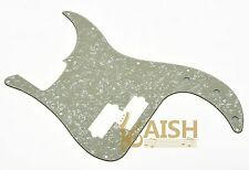 Standard Precision Bass P Bass Pickguard Scrach Plate Aged Pearl 3 Ply