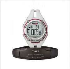 Timex T5K448 Ironman Triathlon Road Trainer - White