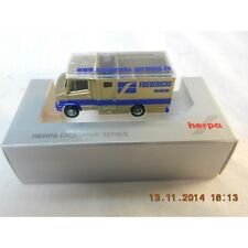 Herpa 298070  MB Vario Armoured Van  Fredericks 1:87 H0 Scale
