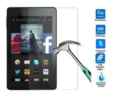 Genuine Premium Tempered Glass Screen Protector For Amazon Kindle Fire HD 6 2014