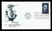 FIRST DAY COVER John Steinbeck Author Novelist 15c #1773 ARTMASTER U/A FDC 1979