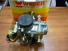 CARBURATORE ORIGINALE WEBER ALFA 33 VERGASER CARBURATOR