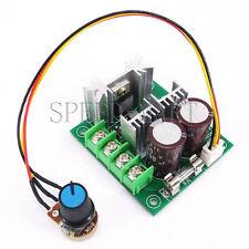 12V-40V DC 400W PWM Motor Regulator Speed Control Switch External Potentiometer