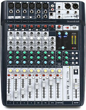 New Soundcraft Signature 10 USB Mixer Buy it Now! Make Offer! Auth Dealer!