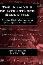 The Analysis of Structured Securities: Precise Risk Measurement and Capital Allo