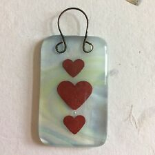 Hand Made Stained Glass Hanging Decoration