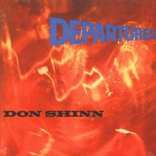 "Don Shinn:  ""Departures""  (CD Reissue)"