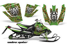 AMR Racing Sled Wrap Arctic Cat SnoPro Race Snowmobile Graphics Kit 08-11 WM ORG
