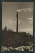 WA Tacoma RPPC 1940's ASARCO SMELTER the SECOND LARGEST SMOKE STACK in WORLD