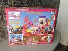 Vintage# Ojamajo Magical Doremi Maho-Do#House & Flower Garden Bandai#Nib