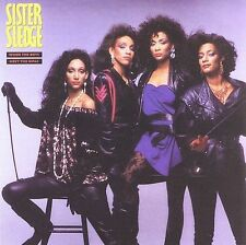 Sister Sledge WHEN THE BOYS MEET THE GIRLS cd 1985/2007 (Nile Rodgers.Chic)