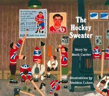 Hockey Sweater by Roch Carrier c1985, NEW Paperback