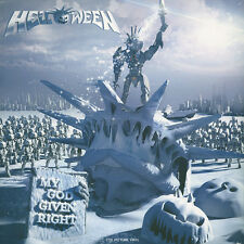 Helloween ‎– My God-Given Right on Picture Disc Vinyl 2LP NEW