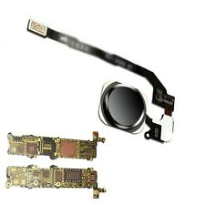 Motherboard Main Logic Bare Board Touch ID Sensor Home Button Flex For iPhone 5S