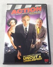 Action Complete Series DVD 2-Disc Set Uncut 1999 TV Show Jay Mohr Buddy Hackett